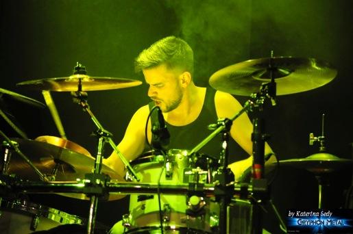 Gryphon Band Tour